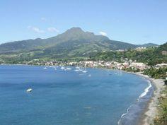 Saint-Pierre à Martinique