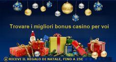 Trovare i migliori bonus #casino per voi :- Sei shopping in giro per i migliori #casinobonus, ma non sapete quale scegliere? Passare attraverso questa guida bonus #casino e riceverai la risposta. #casinobonusitalia