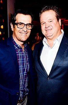 Ty Burrell and Eric Stonestreet