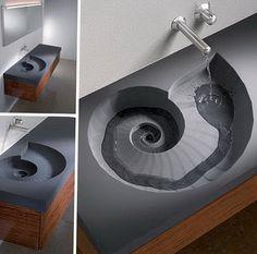 creative sink