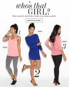 Round the clock looks for spring by BEYOND YOGA!    #spring #style #activewear #beyondyoga