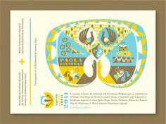 FFFFOUND! | design work life » Javier Garcia Design: Wedding Invitation