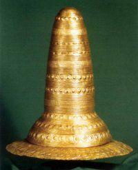Goldkegel als Kalender