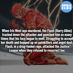 Marvel Facts, Marvel Memes, Marvel Funny, Marvel And Dc Superheroes, Marvel Dc Comics, Flash Facts, Comic Book Heroes, Comic Books, Superhero Facts