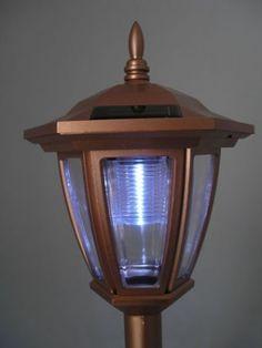 Green Home Ideas: Outdoor Solar Lighting under US$50
