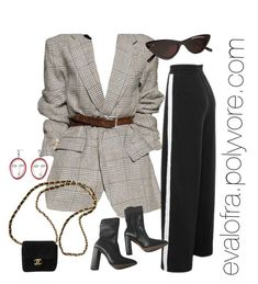 """""""Untitled #978"""" by evalofra ❤ liked on Polyvore featuring MANGO, outfit and ootd"""