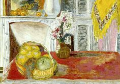 Pierre Bonnard / Corner of the Dining Room at Le Cannet