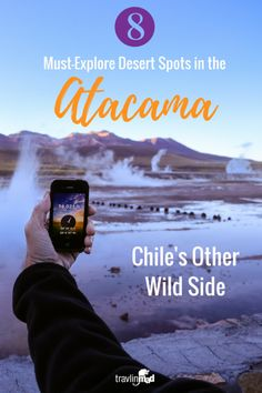 Thinking of Chile? Here are 8 Must-Visit Places to Explore in the Atacama Desert, the other wide side at the northernmost tip of Chile. | What to See in the Atacama Desert, Tour San Pedro de Atacama, Atacama desert stargazing, Things to Do in San Pedro de Atacama
