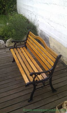 1000 ideas about banc de jardin on pinterest banc