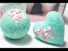 Video: How to Make Bath Bombs – Women of Today Crafts For Teens, Diy And Crafts, Diy Cadeau, Lush Bath Bombs, Bath Fizzies, Craft Wedding, Craft Videos, Craft Gifts, Diy Beauty