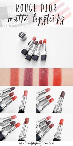 Rouge Dior Matte Lip