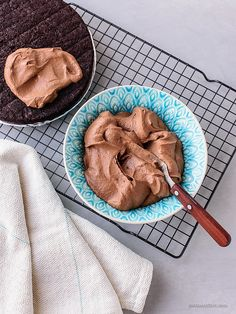 Whipped Chocolate Coconut Cream