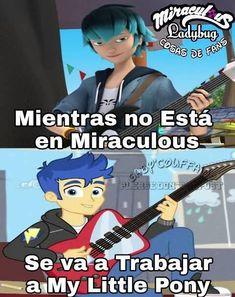 Meraculous Ladybug, Ladybug Anime, Ladybug Comics, Mexican Funny Memes, Funny Spanish Memes, Funny Halloween Memes, Mlp Memes, Miraculous Ladybug Fan Art, Best Memes