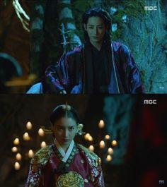scholar who walks the night gwi and hye ryung