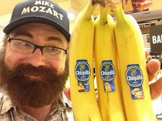 cool Chiquita Bananas Minions Movie Stickers, 6/2015, by Mike Mozart of TheToyChannel and JeepersMedia on YouTube #Chiquita #Bananas #Minions #Movie