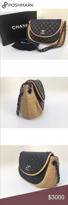 Chanel handbag NOTE: I CANT FIND AUTHENTICATION CARD!!! But I can guarantee 100% authenticity CHANEL Bags