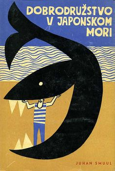 1964, Juhan Smuul, Dobrodružstvo v Japonskom mori by 50 Watts, via Flickr