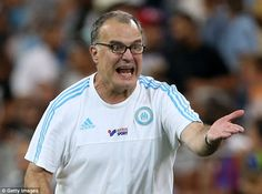 Former Marseille boss Marcelo Biesla quit Lazio this summer after just two days in the job
