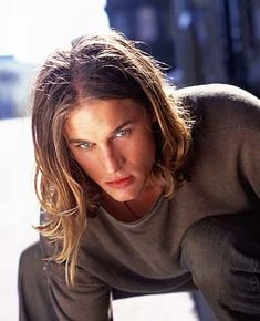 I always have had a special place in my heart for Travis Fimmel and when trying to picture Ryan in my head, he was the first to pop up.  He's the exact look that I had in mind for a party boy, bartender who never had to try to get a woman.