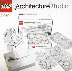 Barnes and Noble LEGO Architecture Building Event | Modelbuildingsecrets's Weblog