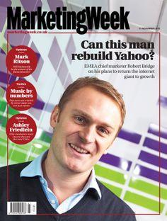 Profile: Yahoo's Robert Bridge. http://www.marketingweek.co.uk/trends/profile-yahoos-robert-bridge/4008533.article