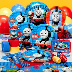 Thomas train party