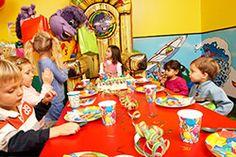 Monkey Joe's : location for birthday parties
