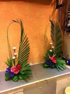 Easter Church Flower Arrangements