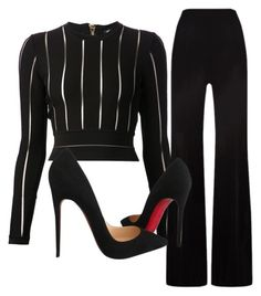 www.shepresents.co.uk by shepresents on Polyvore featuring polyvore fashion style Balmain MaxMara Christian Louboutin women's clothing women's fashion women female woman misses juniors Dresscode, Work Fashion, Women's Fashion, Fashion Looks, Fashion Tips, Autumn Fashion, Fashion Outfits, Fashion Women, Street Fashion