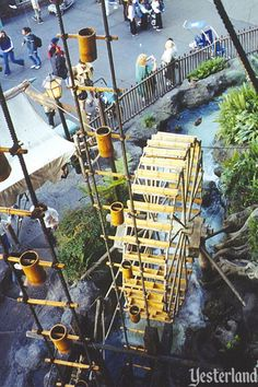 In early 1999, Disneyland evicted the Swiss Family from their Treehouse to make room for Tarzan. Description from pinterest.com. I searched for this on bing.com/images