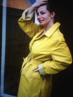 Mackintosh Raincoat, Rubber Raincoats, Rain Wear, Women Wear, Satin, Texture, Lady, Cotton, Vintage