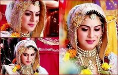 Shraddha Arya Indian Wedding Photography, Couple Photography, Indian Tv Actress, Hand Work Embroidery, Indian Bridal Fashion, Royal Dresses, Indian Girls, Traditional Wedding, Bridal Style