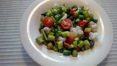 Black Eyed Peas, Fruit Salad, Salads, Food, Hands, Fruit Salads, Essen, Meals, Yemek