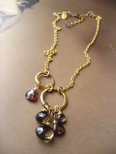 another assymetrical design for a necklace. Love it!