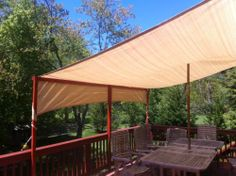 W x 16 ft. L Square, Heavy-Weight Sun Shade Sail in Sand (Poles Not Included) with Long-Life, Breathable Fabric 25723 - The Home Depot, Although early around principle, the pergola continues to be experiencing somewhat of a. Gazebo, Pergola Carport, Pergola Swing, Deck With Pergola, Covered Pergola, Backyard Pergola, Pergola Plans, Diy Patio, Backyard Landscaping