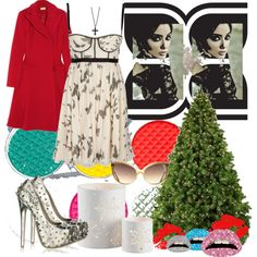 Chic Office party, created by mellr on Polyvore. We love this.
