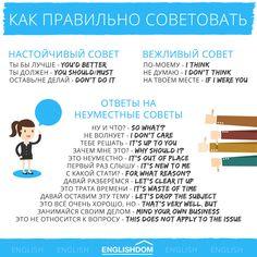 Learn English Words, English Phrases, English Idioms, English Vocabulary, English Grammar, English Tips, English Study, English Lessons, Russian Lessons