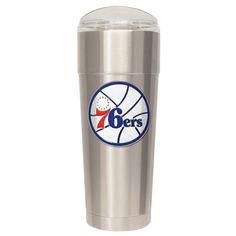 Philadelphia 76ers Eagle 30-Ounce Tumbler, Multicolor