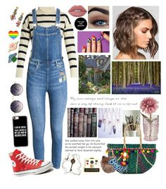 """""""Untitled #171"""" by ptomusic on Polyvore featuring Luna, Tabula Rasa, Pitusa, Spitfire, Anya Hindmarch, Casetify, Converse, Tory Burch, Red Camel and Tiffany & Co."""