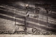 Concrete Wall with Shadows - Tapetit / tapetti - Photowall