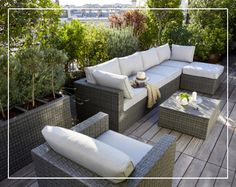 103 meilleures images du tableau Terrasses & Balcons | Arbors ...