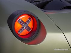 2008 Jeep Renegade Concept Tail Light