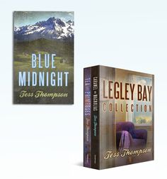 Julie from The Clue Review shares her thoughts on  BLUE MIDNIGHT by @tesswrites. Check it out and enter to win an e-copy of THE LEGLEY BAY COLLECTION.