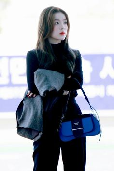 Red Velvet アイリーン, Red Velvet Irene, Seulgi, Nour, Fan Picture, Thing 1, Korea Fashion, Airport Fashion, Beautiful Gorgeous