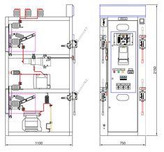 Камера сборная одностороннего обслуживания КСО-298-06 6 кВ 630А УХЛ3 (без РЗА) характеристики, цена.