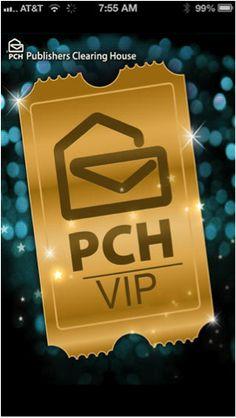 PCH Vip App