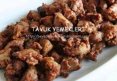 tavuk ciğeri kızartması | TAVUK YEMEKLERİ HAMDİ USTA Pasta, Beef, Chicken, Food, Chicken Recipes, Bag, Meat, Ox, Noodles