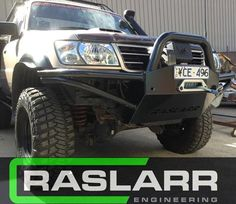 Nissan Patrol GU Y61 Tube Bull Bars PLEASE EMAIL FOR SHIPPING QUOTE BE