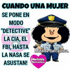 Funny Spanish Jokes, Spanish Humor, Spanish Quotes, Funny Jokes, Good Morning Meme, Mafalda Quotes, Frases Humor, Beautiful Children, Quotations