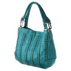 Mossimo Braided Weave Hobo Handbag